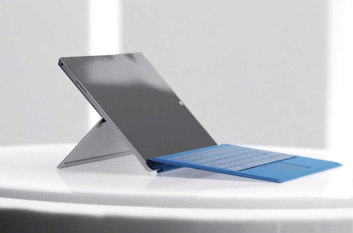 microsoft announces 12 inch surface pro 3 the tablet