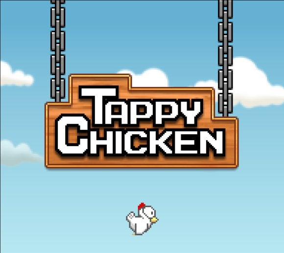 Meet Tappy Chicken, the Flappy Bird clone a non-coder made