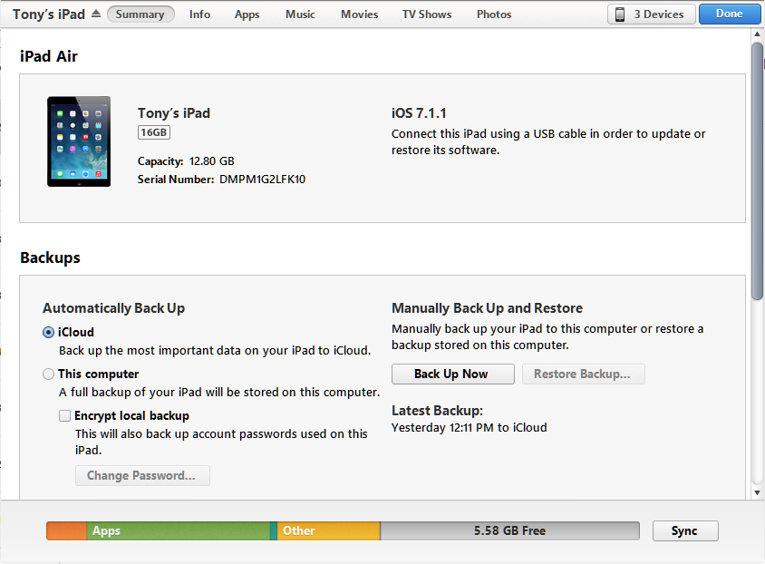 iCloud vs  iTunes backups: The crucial differences that affect your
