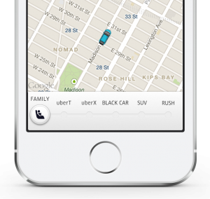 Uber Launches Kid Friendly Car Service Family