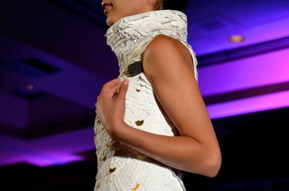 wearable fashion narrative clip
