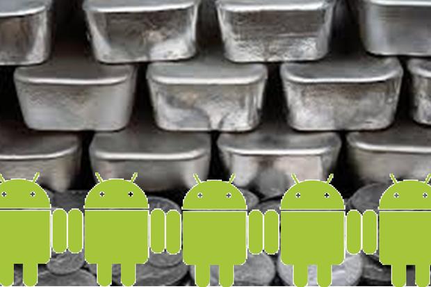 Google Silver