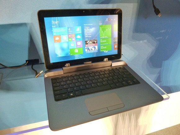 HP Pro X2 2-in-1 laptop and tablet