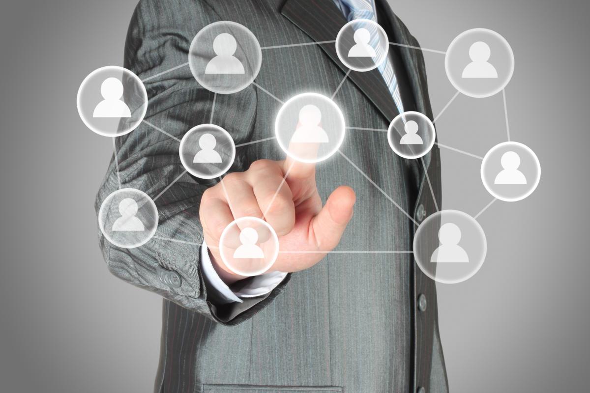 social network exec
