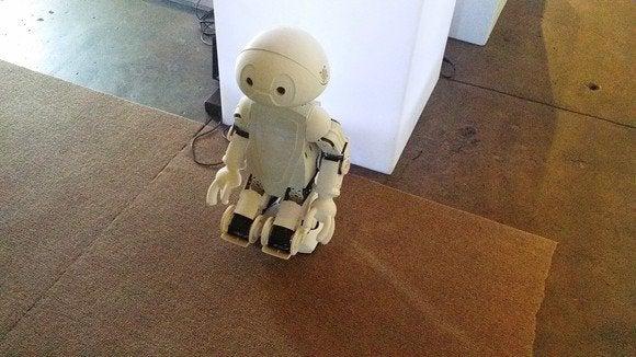 Intel's Jimmy the Robot