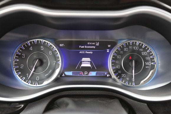 2014 chrysler 200 lane keeping instrument cluster may 2014