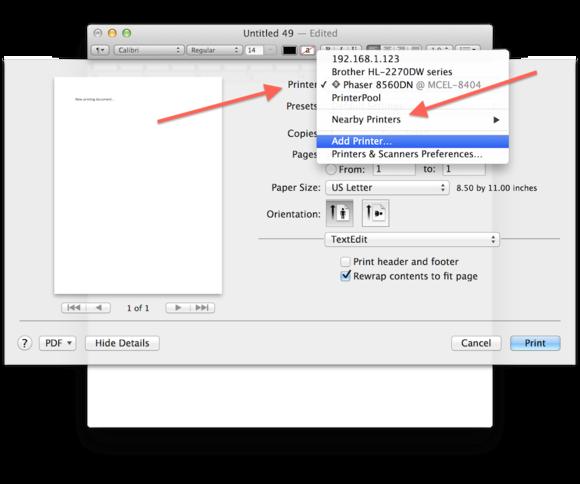 Beyond the basics: OS X's advanced printer tools | Macworld