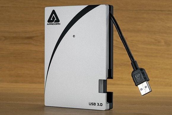 Aegis Portable SSD