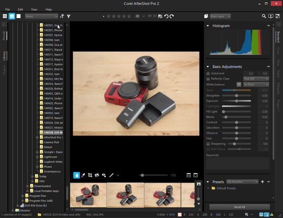 Corel Aftershot 2 Pro Review Photo Editor A Formidable Competitor