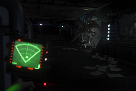 alien isolation alien