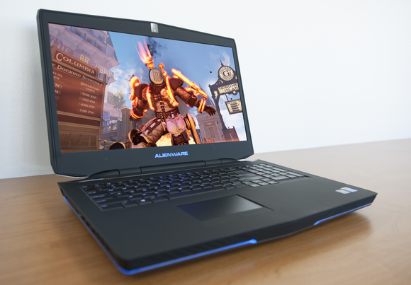 The 2014 Alienware 17 Gaming Laptop Is Beastly And Beautiful