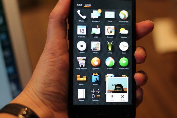 amazon fire phone mayday