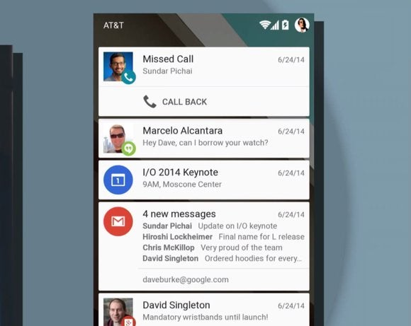 android l notifications 2