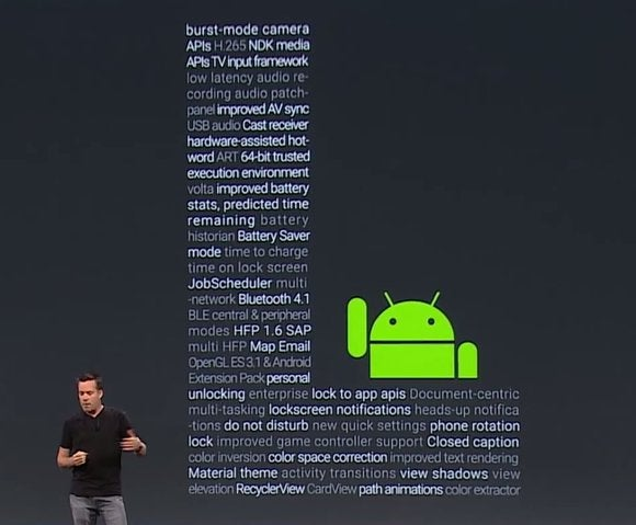 android l other features