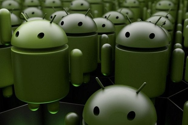 androids everywhere