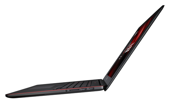 Asus ROG GX500 gaming laptop