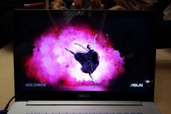 asus zenbook nx500 display
