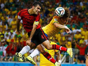 Brazil Mexico World Cup 2014
