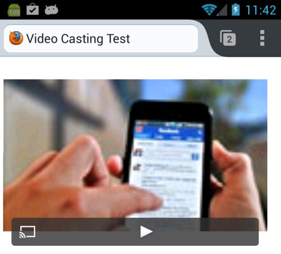 casting onload