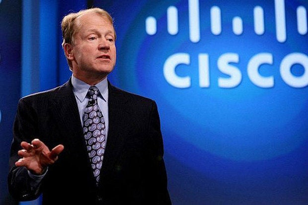 john chambers and ciscos success essay John chambers, one of the most cisco's obsession with presentation skills makes managers better but something far more important to the success of.