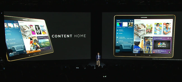 content home