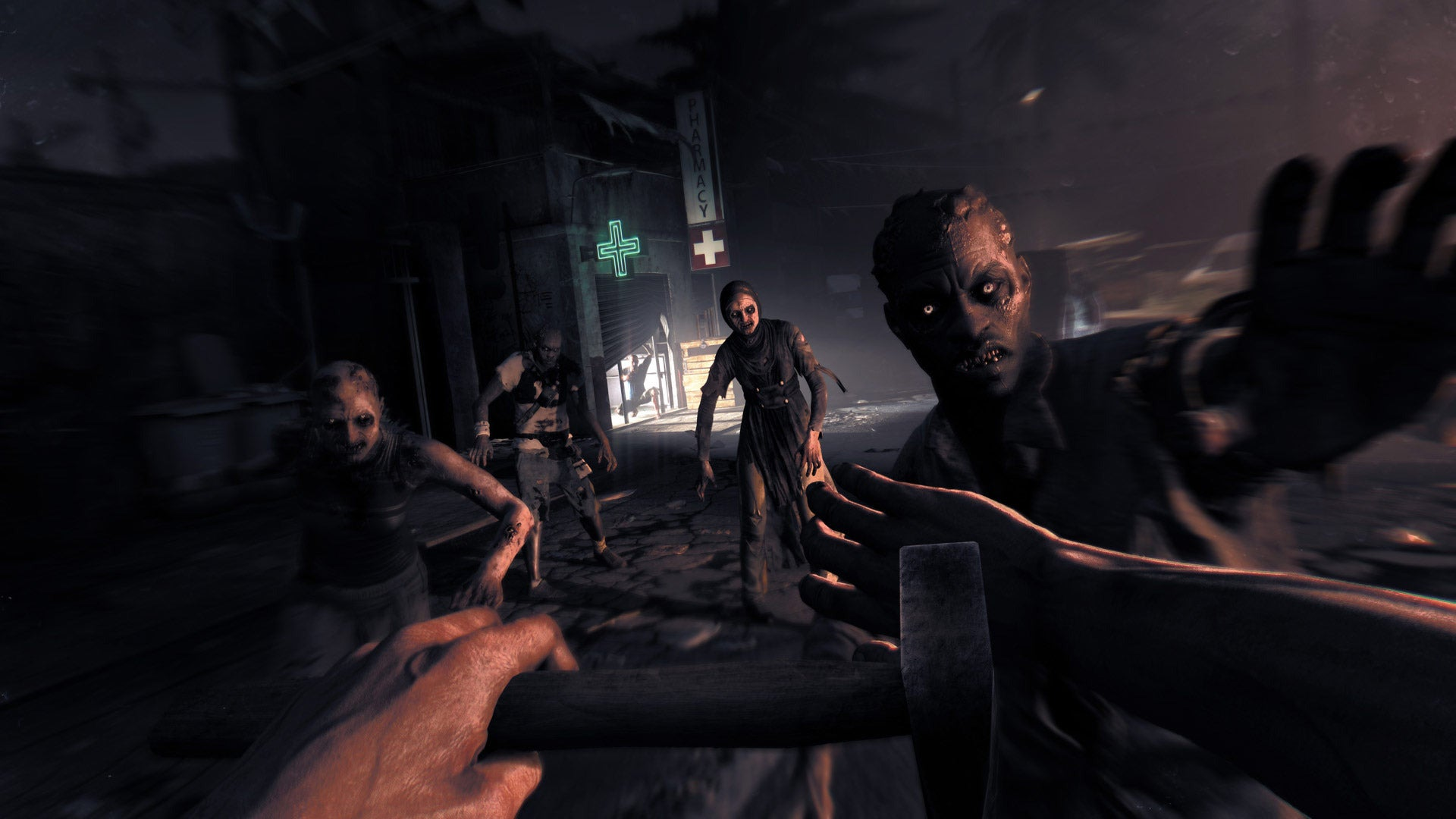 Dying Light and Dead Island 2 preview: Zombie vs. zombie   PCWorld