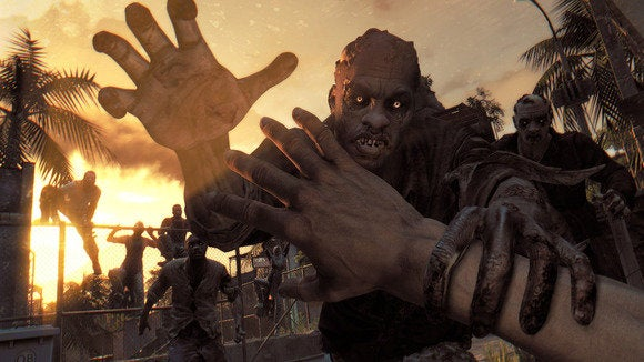 dying light zombies day
