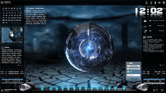 Rainmeter 3 1 review: Customize your desktop with
