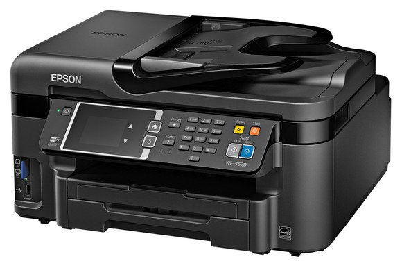 epson workforce wf 3620 left angle june 2014