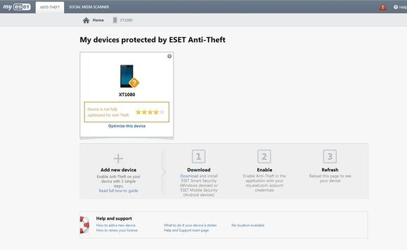 Eset Mobile Security for Android review: best of breed