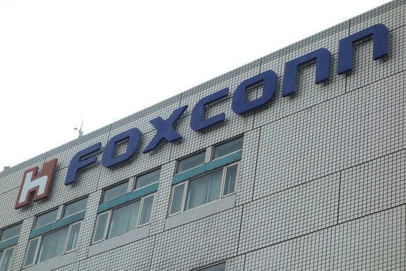 foxconn taipei