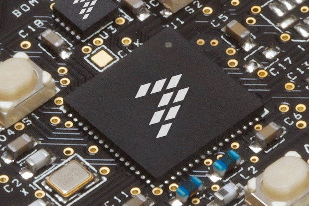 freescale accelerometer