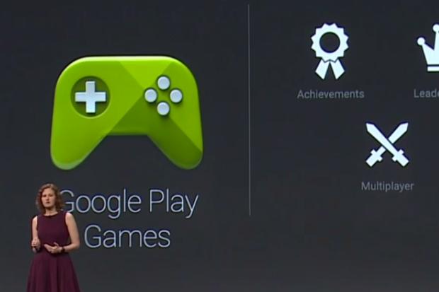 google io google play games