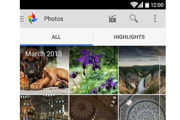 google plus photo app