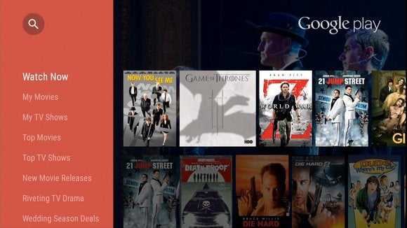 google io android tv google play