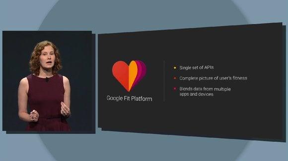 google io google fit platform