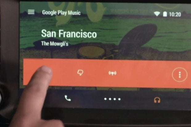 As Android Auto takes shape, it follows Google's Material