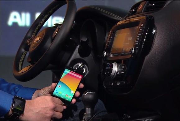 google io 2014 car android auto 6b