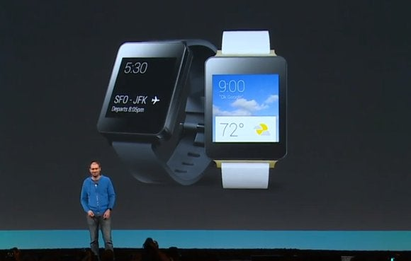 google io android wear lg g watch