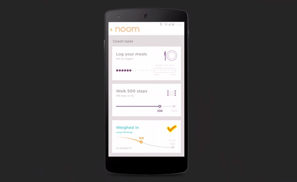 google io google fit noom