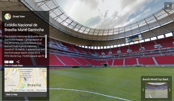google maps world cup