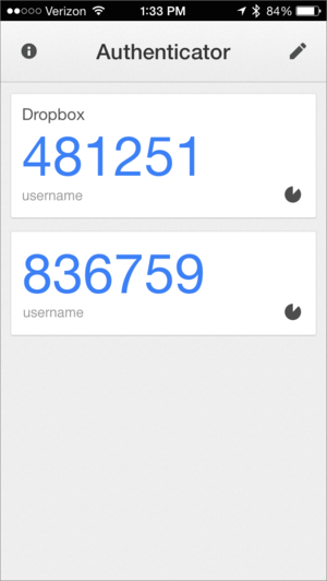 google authenticator new iphone how to make two factor authentication less of a 14209