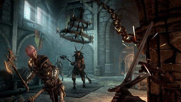 hellraid chandelier