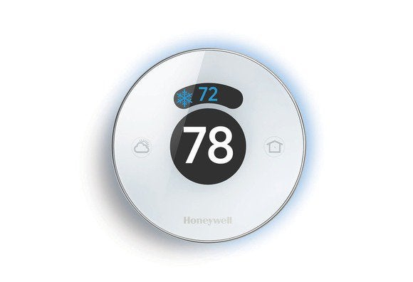 Honeywell's Lyric brings geofencing to smart thermostats | TechHive