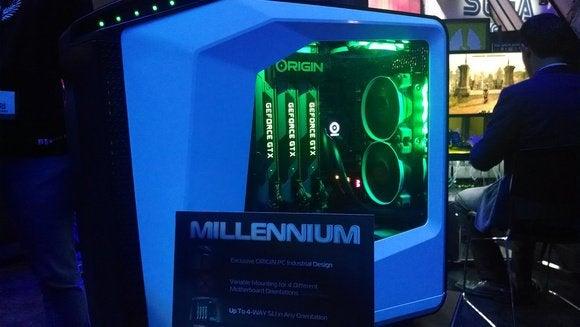 Origin Millennium