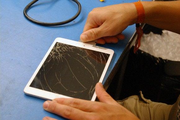 ipad mini glass replace 13