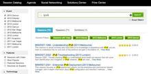 session catalog Cisco live! 365