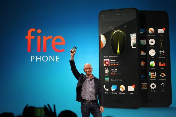 jeff bezos fire phone amazon