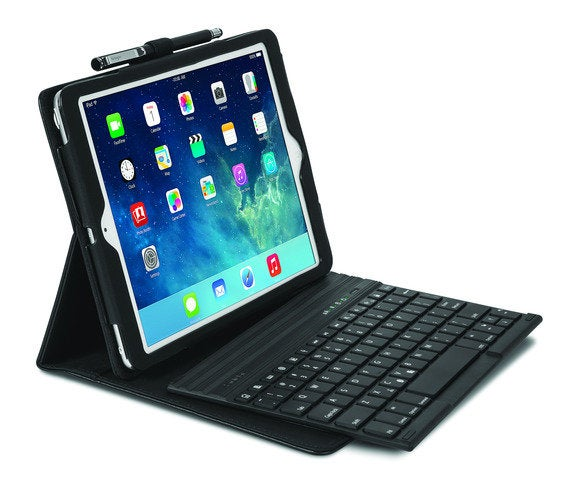 kensington keyfolio pro plus for ipad air 1