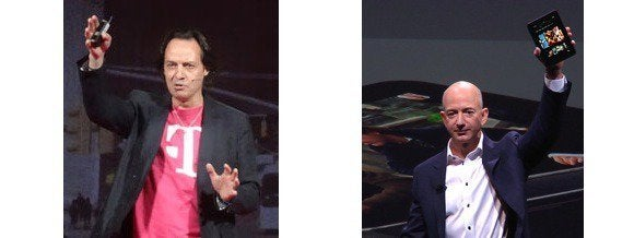 legere and bezos